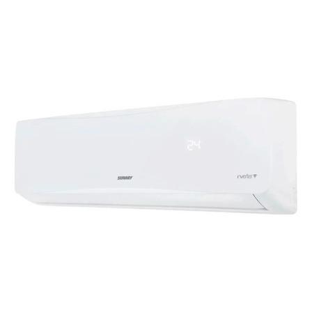 Aire acondicionado Surrey split inverter  frío/calor 2958 frigorías  blanco 220V 553AIQ1201F