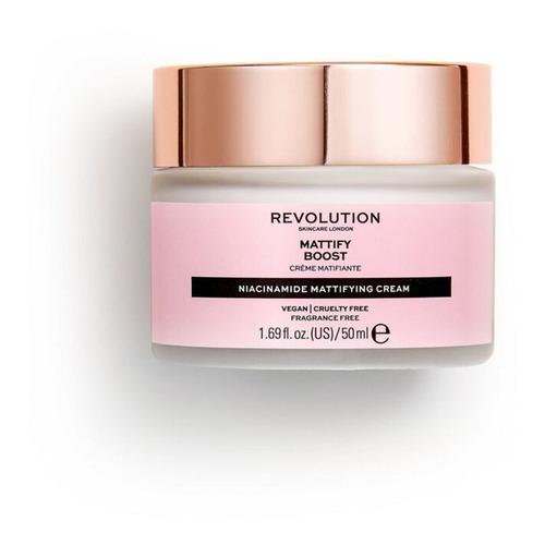Crema Facial Matificante Niacinamida, Revolution Skincare