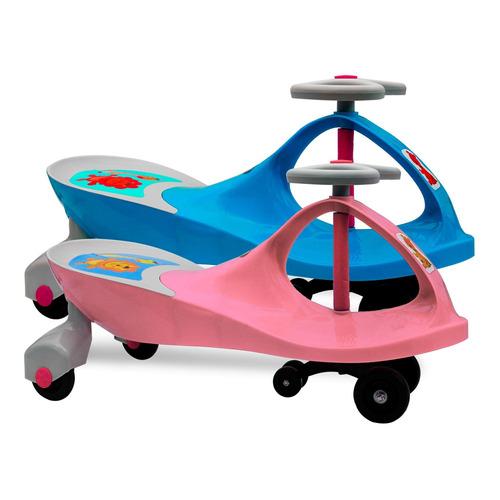Buggy Auto Deslizador Para Niños Juguete Rueda Loca