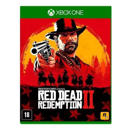 Red Dead Redemption 2 Standard Edition Rockstar Games Xbox One  Físico