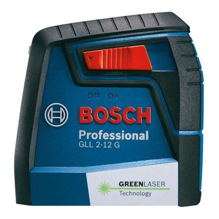 Nivel láser de líneas Bosch GLL 2-12 G 12m