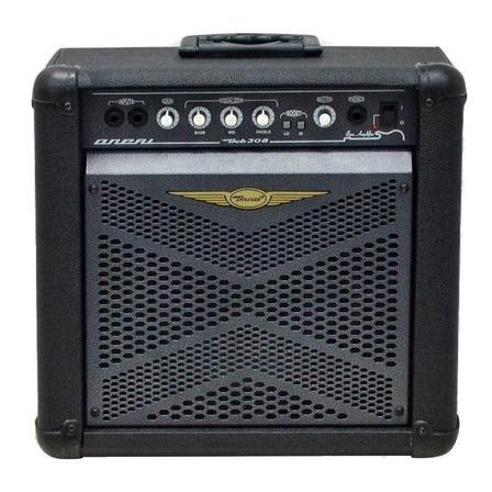 Amplificador O'Neal OCB 308 para baixo de 40W cor preto 120V/220V
