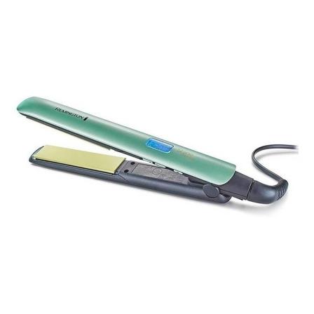 Chapinha de cabelo Remington Style Therapy Shine Therapy S9960 verde 110V/220V