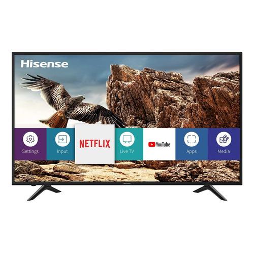 Smart Tv 4k Uhd 50  Hisense 50a64gsv