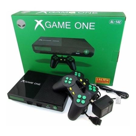 Consola Alien X Game One AL-142 negra