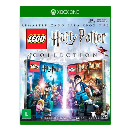 LEGO Harry Potter Collection Warner Bros. Xbox One Físico