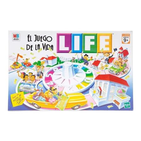 Juego de mesa El Juego de la Vida Life Hasbro