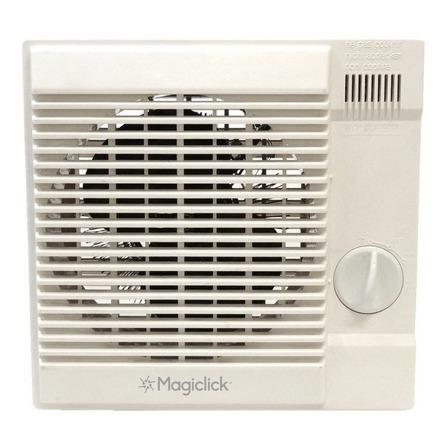 Calefactor eléctrico  caloventor Magiclick C1008  blanco 220V