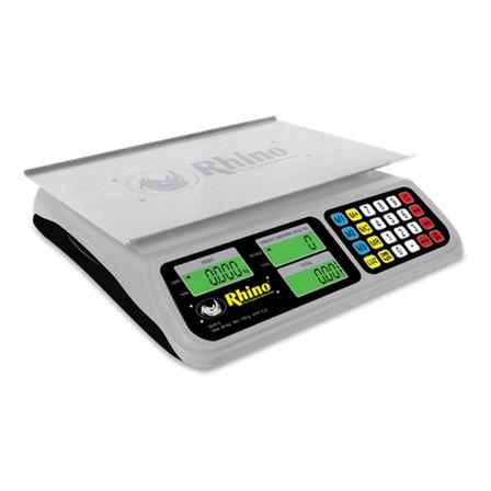 Báscula comercial digital Rhino BAR-8 40kg 100V/240V