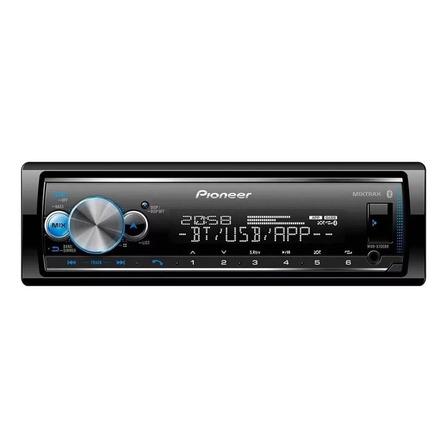 Som automotivo Pioneer MVH X7000 com USB e bluetooth