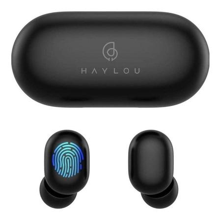 Audífonos in-ear gamer inalámbricos Haylou GT Series GT1 negro