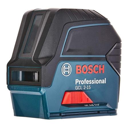 Nível laser cruz Bosch GCL 2-15 15m