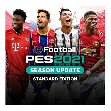 Pro Evolution Soccer 2021 Season Update Standard Edition Konami Digital Entertainment PS4  Digital