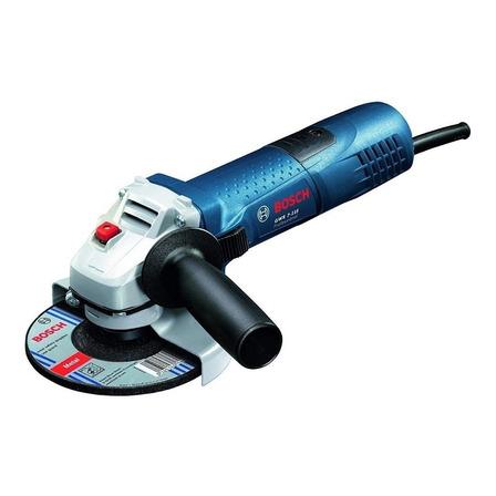 Amoladora angular Bosch Professional GWS 7-115 azul 220V