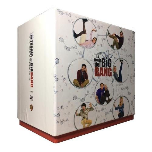 The Big Bang Theory Serie Completa Boxset Temporada 1-12 Dvd
