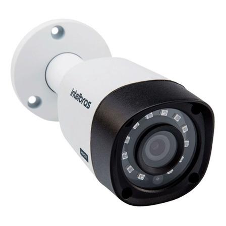 Câmera de segurança Intelbras VHD 3230 B G4 3000 com resolução HD 1080p visão nocturna incluída