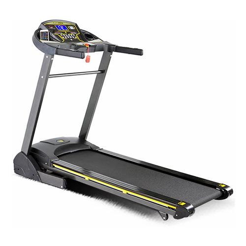 Cinta de correr eléctrica Enerfit 750 220V negra