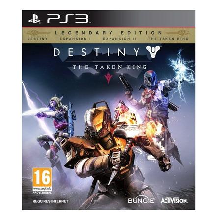 Destiny: The Taken King Legendary Edition Activision PS3 Digital