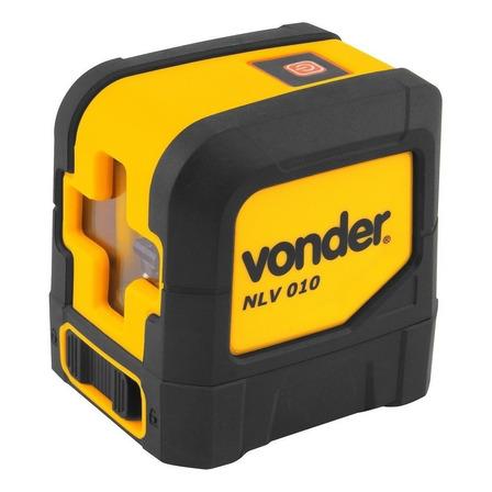 Nível laser de linhas cruz Vonder NLV 010 10m