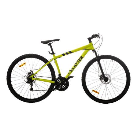 Bicicleta Mountain Bike Klatter Fm18k9am210d R29 21v Mtb Aluminio