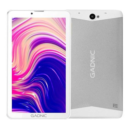 """Tablet  con funda Gadnic Phone TAB0038C 7"""" 32GB blanca con memoria RAM 2GB"""