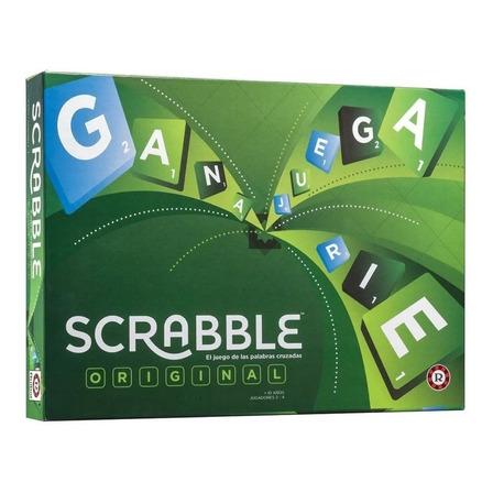 Juego de mesa Scrabble Ruibal