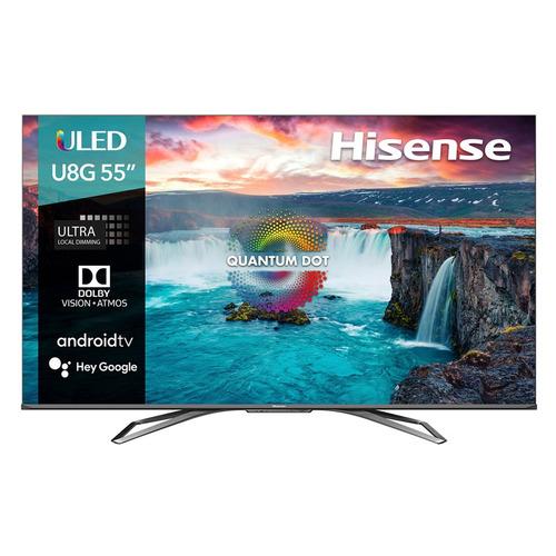 Smart Tv Hisense Uled Serie U8g 55 Pulgadas