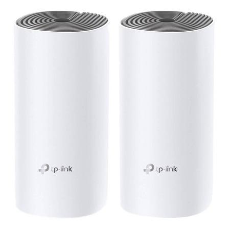 Access point, Roteador, Sistema Wi-Fi mesh TP-Link Deco E4 branco 100V/240V 2 unidades