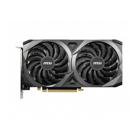 Placa de video Nvidia MSI  Ventus GeForce RTX 30 Series RTX 3060 GEFORCE RTX 3060 VENTUS 2X 12G OC OC Edition 12GB