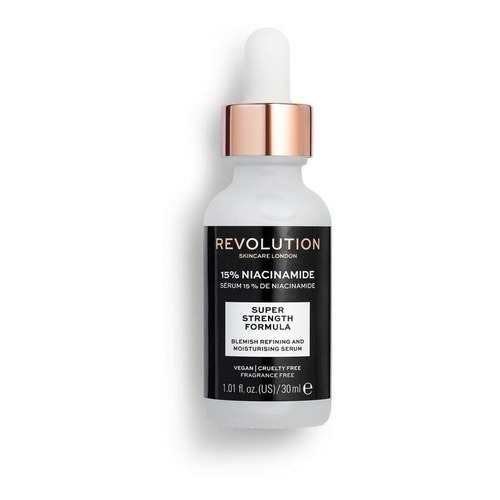 Suero Anti Imperfecciones 15% Niacinamide Rev Skincare