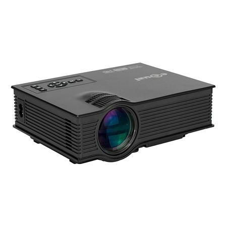 Proyector mini eQual Luminix 2000lm negro 100V/240V
