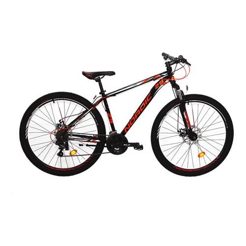 Bicicleta Nordic X1.0 By Slp R29 Shim. 21v Disco Susp Oferta