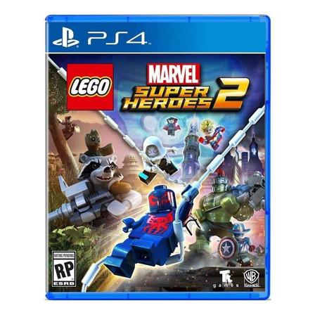 LEGO Marvel Super Heroes 2 Físico PS4 Warner Bros.