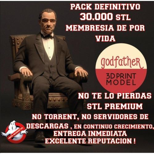 Pack Definitivo 10000 Stl Membresia De Por Vida No Torrent