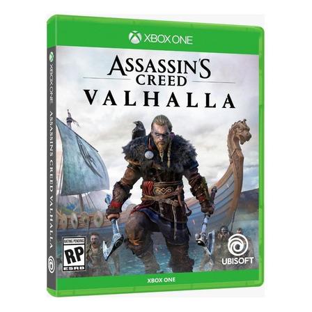 Assassin's Creed Valhalla Standard Edition Físico Xbox One Ubisoft