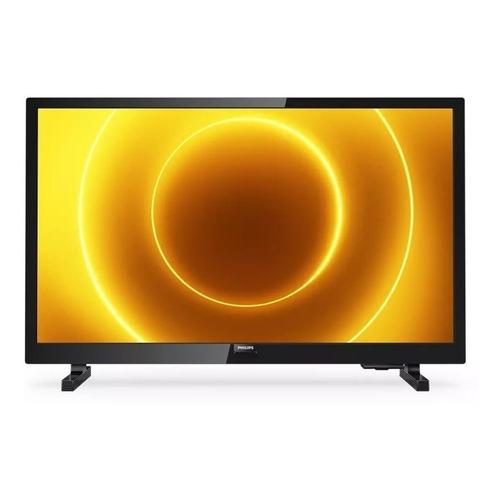 "TV portátil Philips 5500 Series 24PHD5565/77 LED HD 24"" 110V/240V"