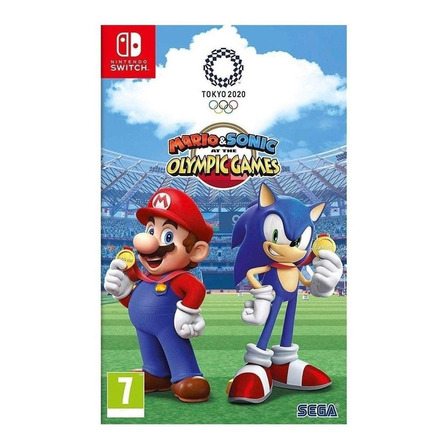 Mario & Sonic at the Olympic Games: Tokyo 2020 SEGA Nintendo Switch  Físico