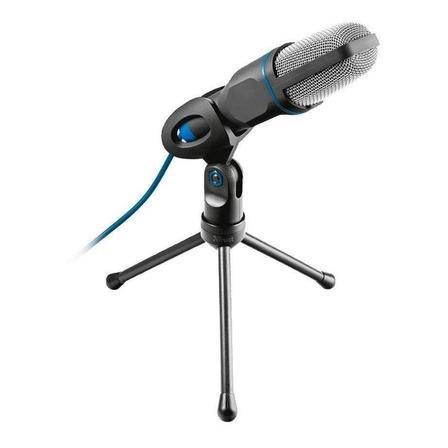 Microfone Trust Mico 20378 condensador  omnidirecional preto