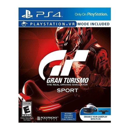 Gran Turismo Sport Standard Edition Digital PS4 Sony