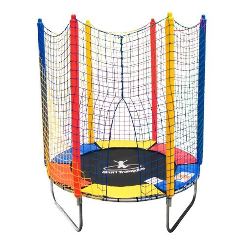 Cama Elastica Pula Pula 1,40m Premium Henri Trampolim