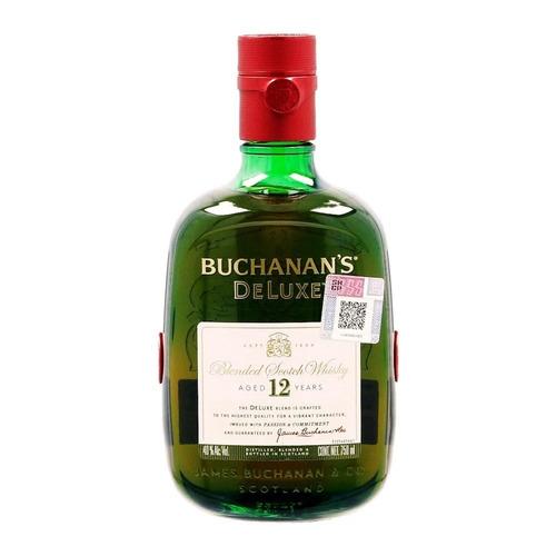 Buchanan's Deluxe 12 Blended Scotch escocés 750 mL