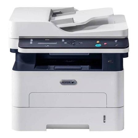 Impresora multifunción Xerox B205 con wifi blanca 110V