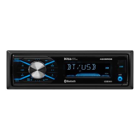 Estéreo para auto Boss Audio Systems Elite 460BRGB con USB, bluetooth y lector de tarjeta SD