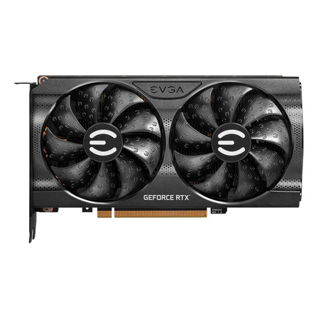 Placa de video Nvidia Evga  Gaming GeForce RTX 30 Series RTX 3060 12G-P5-3657-KR 12GB