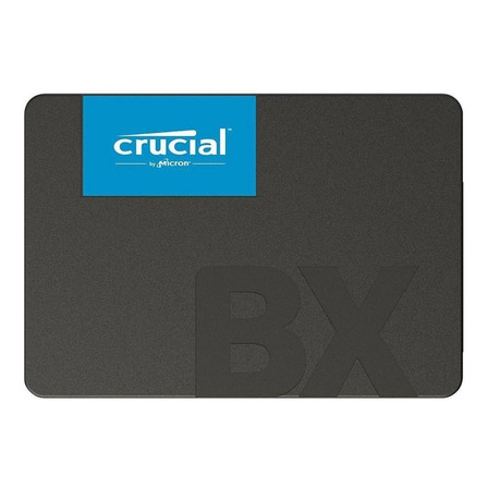 Disco sólido interno Crucial CT480BX500SSD1 480GB