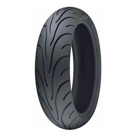 Pneu traseira para moto Michelin Pilot Road 2 para uso sem câmara 190/50 ZR17 W 73