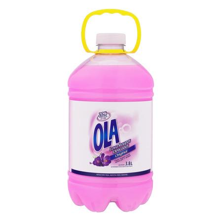 Sabão líquido Ola Roupas Delicadas Original galão 3.8L