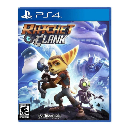 Ratchet & Clank Físico PS4 Sony