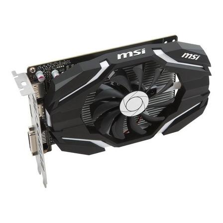 Placa de video Nvidia MSI  GeForce 10 Series GTX 1050 Ti GEFORCE GTX 1050 TI 4G OC OC Edition 4GB