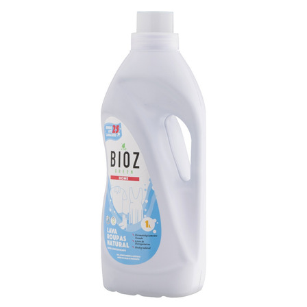 Sabão super concentrado Bioz Green Home Natural frasco 1 L